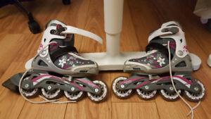 Roller blade for girl/pour fille