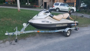 2003 GTX LTD seadoo supercharged 185hp
