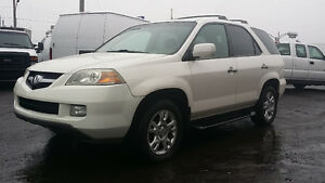 2005 Acura MDX 7 PASSENGER FULLY LOADED SUV, Crossover
