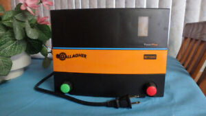 Agriculture Gallagher Electric Fencer