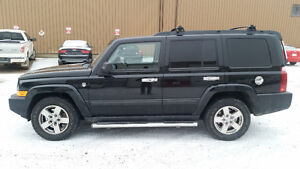 2007 Jeep Commander Sport SUV Limited