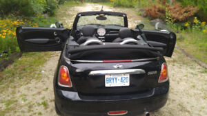 2009 Mini Cooper convertible first owner never seen winter