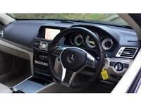 2015 Mercedes-Benz E-Class E220 BlueTEC AMG Line 2dr 7G-T Automatic Diesel Coupe