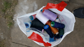 Bag Of cottons