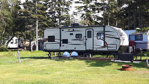 2016 connect spree 25 ft travel trailer