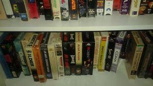 Salut Je possede plus de 5000 VHS 150 Betamax Et Une 100 De DVD West Island Greater Montréal image 1