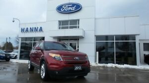 2013 Ford Explorer EXPLORER LIMITED