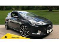 2016 Vauxhall Corsa 1.6T VXR 3dr Manual Petrol Hatchback