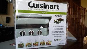 Cuisinart 5-in-1 griddler