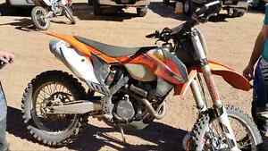 WINTER SALE! 2014 KTM 350 XC-F LESS THAN HALF THE PRICE OF NEW!