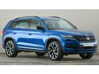 2020 Skoda Kodiaq 2.0 TSI 190 Sport Line 4x4 5dr DSG [7 Seat] Auto Estate petrol