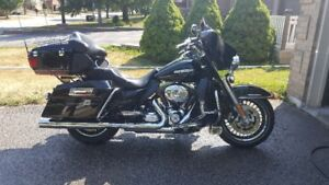 2011 Harley Davidson Ultra Glide Limited For Sale In Barrie