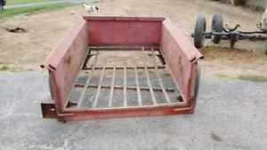 Boite pick up ford f100 1953-56