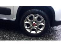2014 Fiat Panda 0.9 TwinAir (85) 4x4 5dr Manual Petrol Hatchback