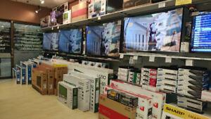 LA CHUTE DES PRIX : TV, LED, SMART, COURBE, UHD 4K, 1080p