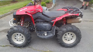 ***2010 Can Am Renegade 800 for QUICK Sale*** asking $8900 obo.