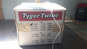 Tyger Twine in a Box