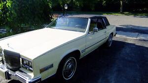Rare 1983 Cadillac Eldorado Coupe- Southern car- Below Appraisal London Ontario image 6