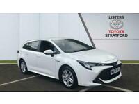 2020 Toyota COROLLA TOURING SPORT 1.8 VVT-i Hybrid Icon 5dr CVT Auto Estate Petr