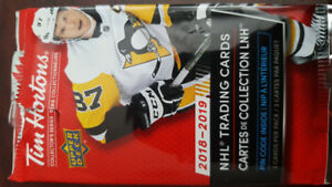 Tim Hortons Hockey Cards