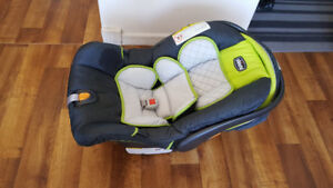 Stroller and baby car-seat