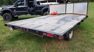 2 place trailer