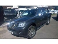 Nissan Navara Outlaw dCi 4x4 Shr Dcb DIESEL AUTOMATIC 2013/13