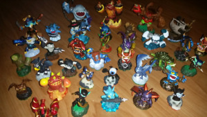 Skylanders with game and more