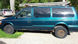 1994 Dodge Caravan Grand SE Minivan, Van Stratford Kitchener Area image 1