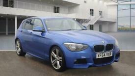 image for 2014 BMW 1 Series 2.0 118D M SPORT 5d 141 BHP Hatchback Diesel Automatic