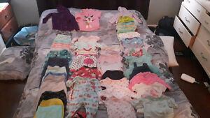 Girls clothes 46 pieces
