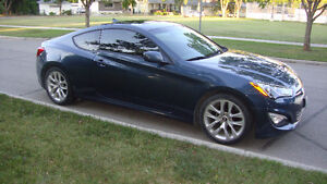 2013 Hyundai Genesis Coupe 2.0 T Coupe (2 door)