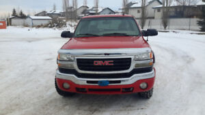 GMC heavy duty 2500 pickup truck ( diesel) in very good conditio