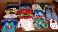 6-24 month clothing lot