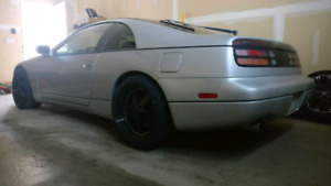 Nissan 300ZX LHD Non-Turbo Manual