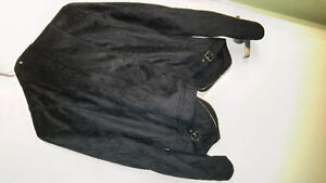 Suede fashion jacket Downtown-West End Greater Vancouver Area image 2