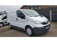 July 2014 Vauxhall Vivaro Short Wheel Base 2.0CDTi ( 115ps ) ( EU V ) 2700,