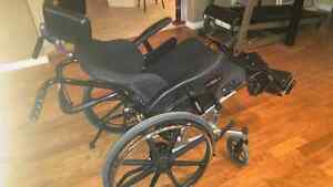 Orion II Tilting Wheelchair