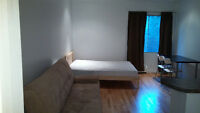 Sublet of furnished studio