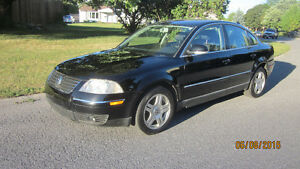 2005 VOLKSWAGEN PASSAT TDI SEDAN & TDI WAGON MINT! LOW MILES!