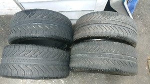 Michelin Pilot Sport A/S Staggered 245 40 19 F 275 35 19 R
