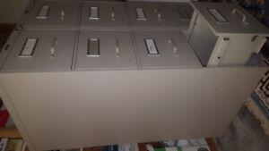 Prosource vertical filing cabinets