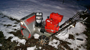 End of Season Sale-I Hope-Snowblower with chains