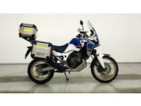2019 Honda CRF1000L AFRICA TWIN 1000 Africa Twin DCT ABS Adventure Petrol Automa
