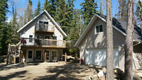 "Emma Lake ""Chalet"" style get away and retreat. You'll love it!"