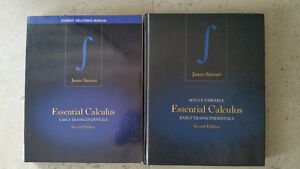 Essential Calculus Early Transcendentals BOOK & SOLUTIONS MANUAL West Island Greater Montréal image 1