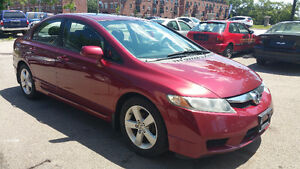 2009 Honda Civic Sport - Certified And E-tested