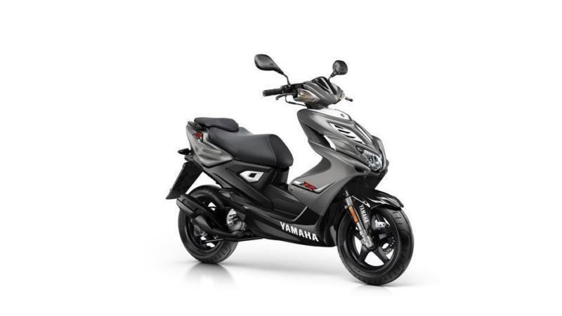 2017 yamaha aerox r 50cc matt grey brand new in brighton east sussex gumtree. Black Bedroom Furniture Sets. Home Design Ideas
