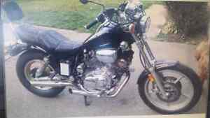 1986 1100 virago.. 800.00 if gone by weekend
