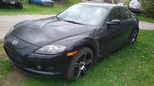 2005 Mazda RX-8 Coupe want to sell asap